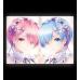Картина с подсветкой - персонажи Рем и Рам из аниме Re:Zero