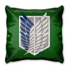 Подушка Вторжение гигантов - Крылья Свободы