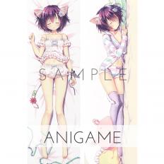 Подушка-дакимакура Neko Girl